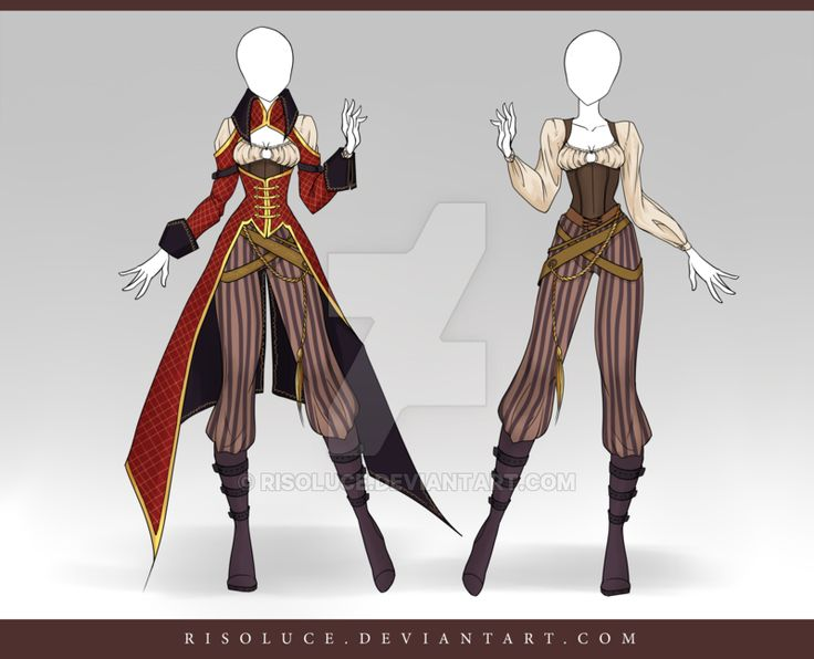 (CLOSED) Adoptable Outfit Auction 113 by Risoluce.deviantart.com on @DeviantArt