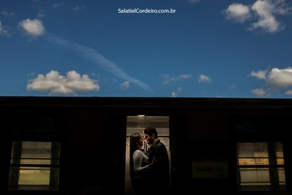 Pré-Wedding de Paula e Histon - casar.com