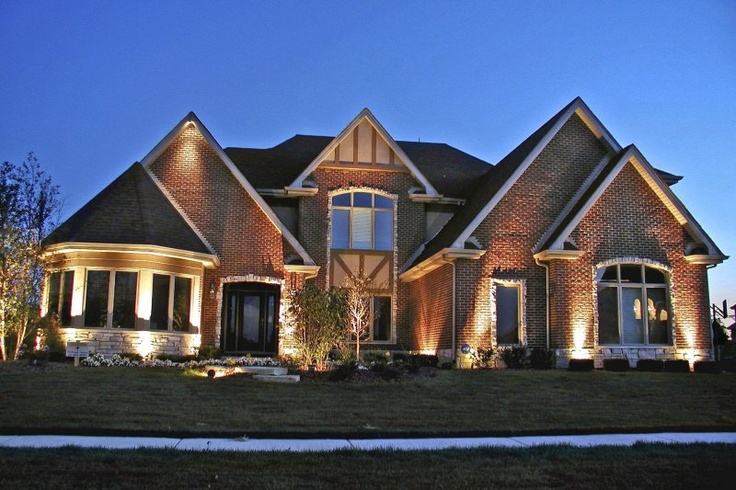 18 Best Images About House Ground Lighting On Pinterest Lakes Lighting And Tigers
