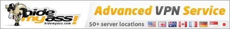 IPVanish VPN service that include OpenVPN, L2TP and PPTP protocols and all the service fairly low priced and on monthly bases.