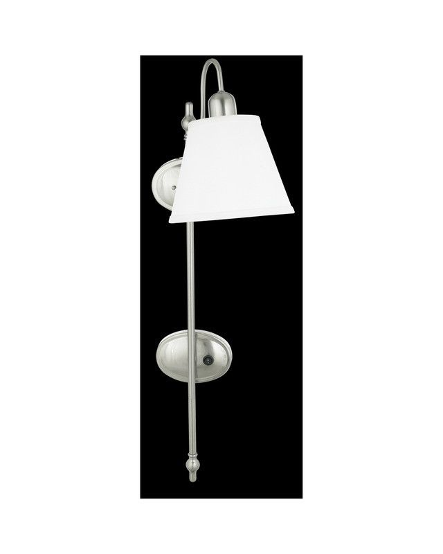 Quality Wall Sconces : Quoizel Lighting HDS1063 BN One Light Wall Sconce in Brushed Nickel Finish Quality Discount ...