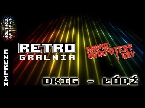 Dawne Komputery i Gry - Łódź - Kwiecień 2013 - RetroGaming - RetroGralnia
