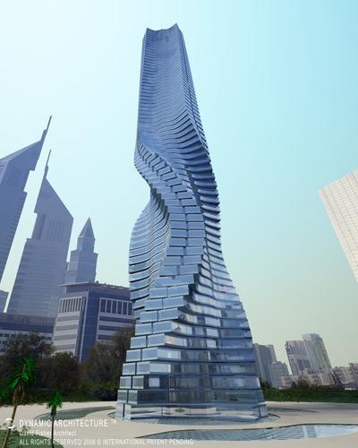 Dubai office building