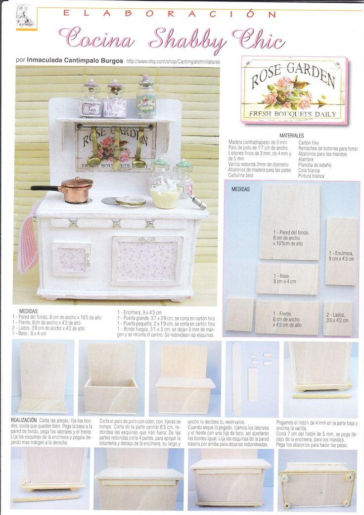 aqui os dejo dos tutos ms publicados este mes en la revista cocina y fregadero