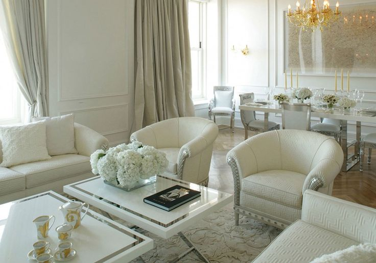 Exclusive home collections by luxury fashion brands for Exclusive interior designs