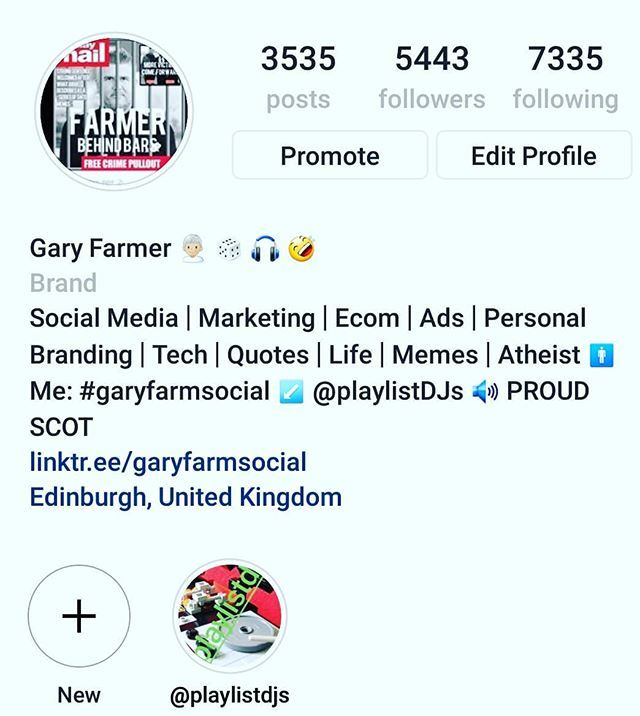 Follow @garyfarmsocial   #musicmarketing #smm #marketing #promo #memes  #ecommerce #housemusic #fun #scottish #jokes #branding #personalbranding #nonsense #tips #spotify #playlists #randomness #csuite #b2b #musiclover #afc #football #digitalmarketing
