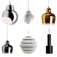 Artek Pendant Lighting Classics by Alvar Aalto (http://www.replicalights.com.au/arteck-bell-gold-pendant)