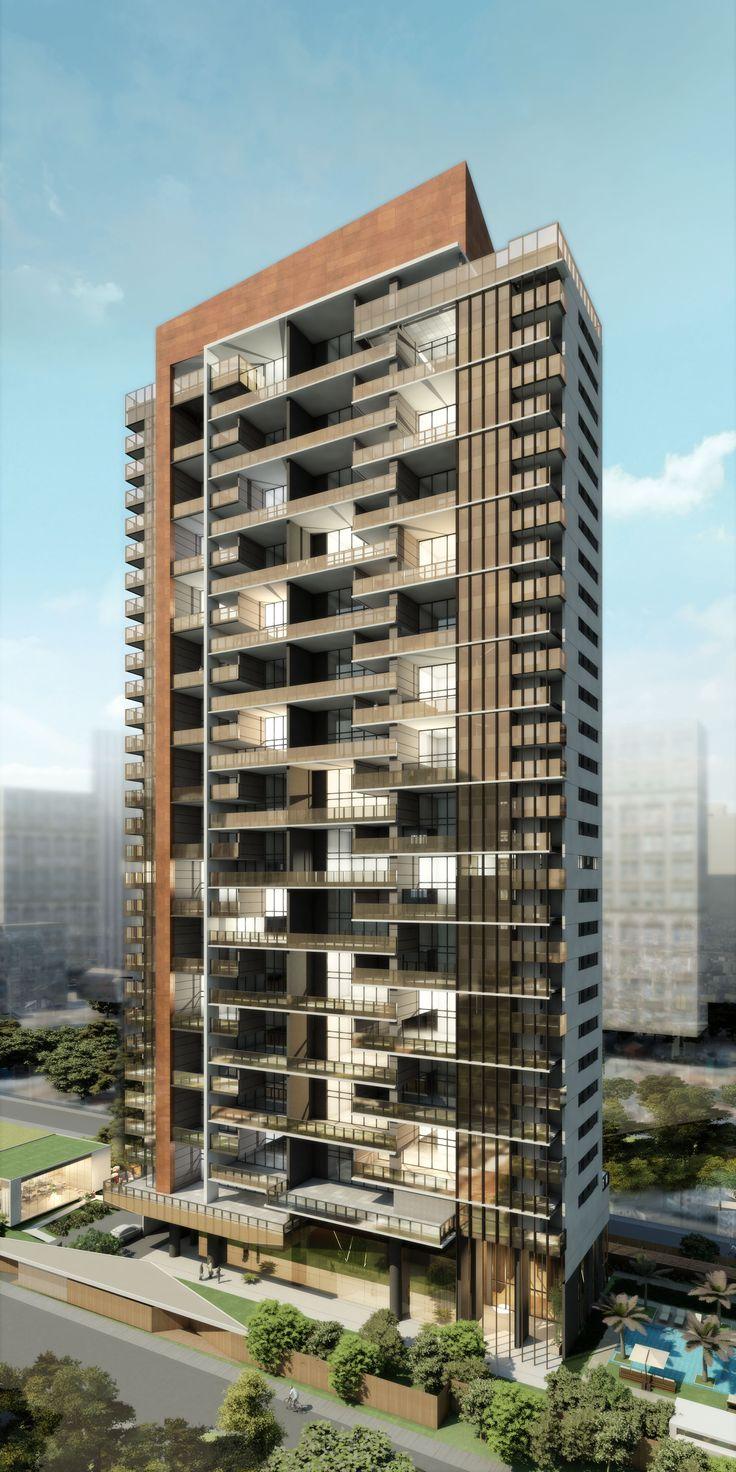 CYRELA - ONESIXTY (em desenvolvimento) #jonasbirgerarquitetura