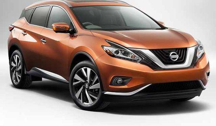 2018 Nissan Murano Price, Release Date, Specs and Redesign Rumors - Car Rumor