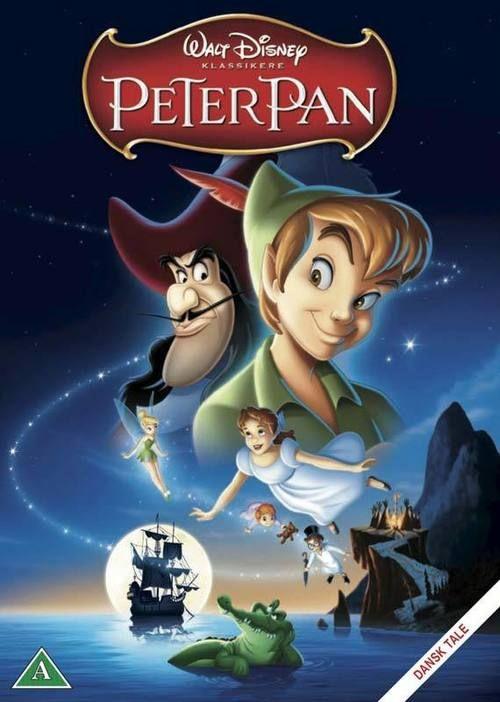 Peter Pan Full Movie Online 1953