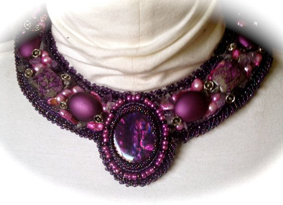 Purple Sparkle by Amy Roe on Etsy