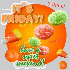 Friday weekend gif