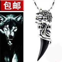 Spike personality titanium male necklace vintage fashion necklace male accessories hangings