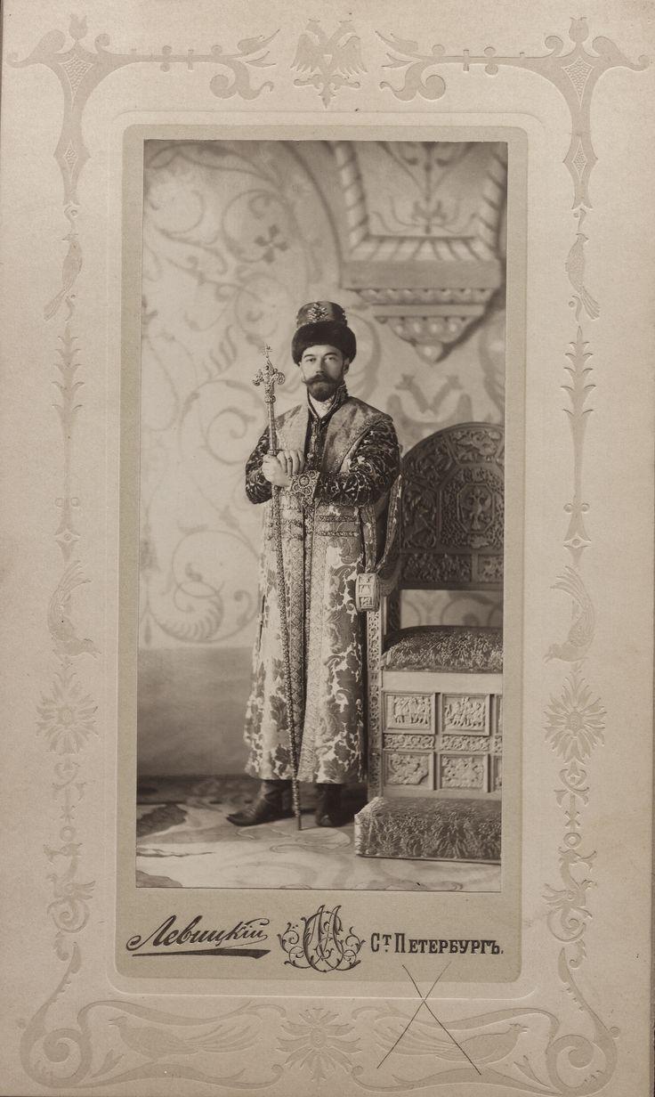 https://flic.kr/p/XW1zJx | Emperor Nicholas II .1903.