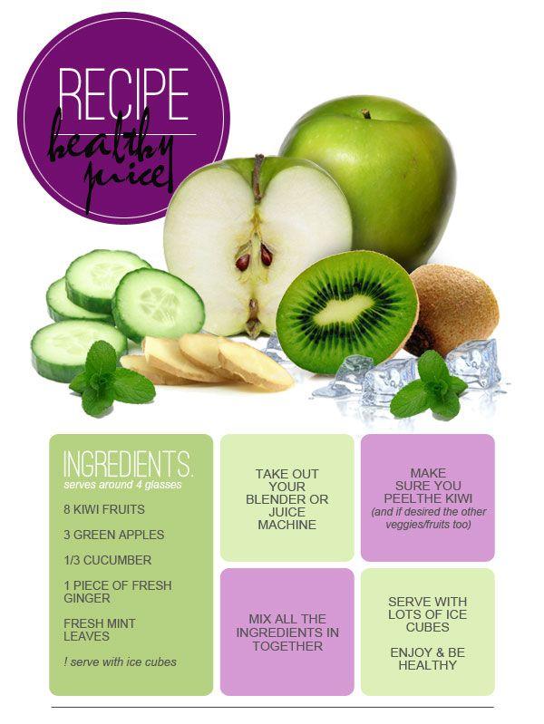 Recipe: Healthy Juice - Pret a Pregnant