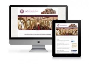 Website: Holy Trinity JHB Parish Designed by: Sheree Conway