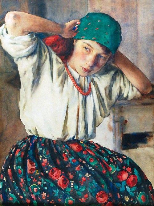 Aleksander Augustynowicz (Polish,1865-1944)