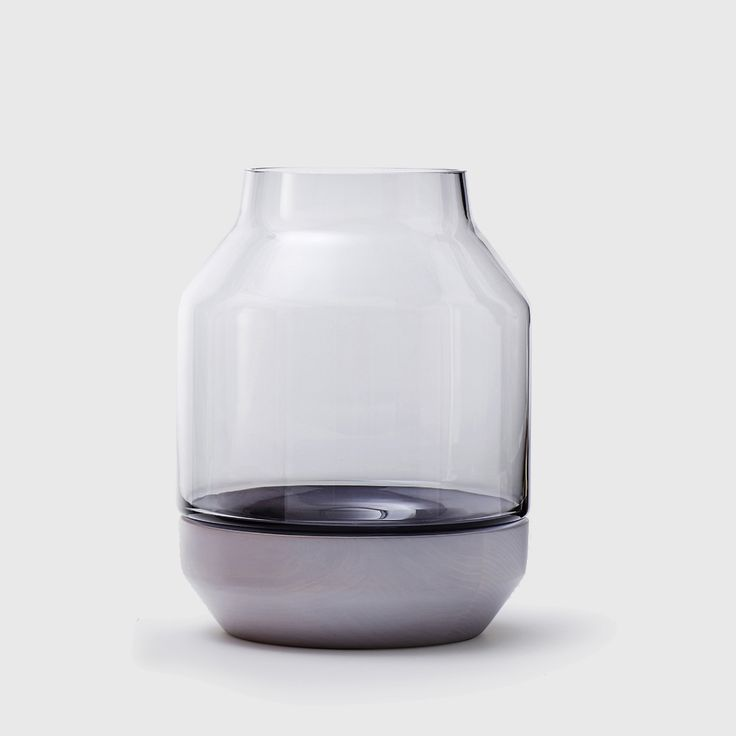 Shop for Elevated Vase in Grey by Muuto online or in store at Living Edge. Shop now.