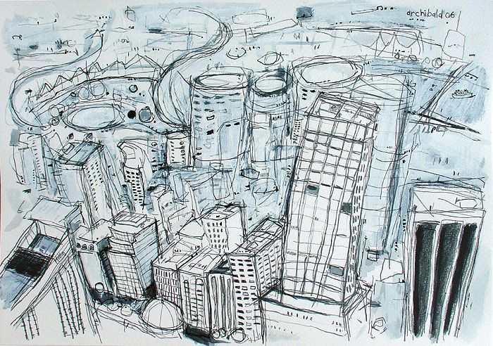 17 best images about mixed media 2d on pinterest for 2d building drawing