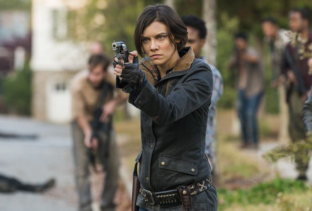 Warning: The following contains spoilers for Sunday's Season 7 finale of The Walking Dead. In the weeks leading up to Sunday's Season 7 finale of The Walking Dead, Rick & Co. had ac…