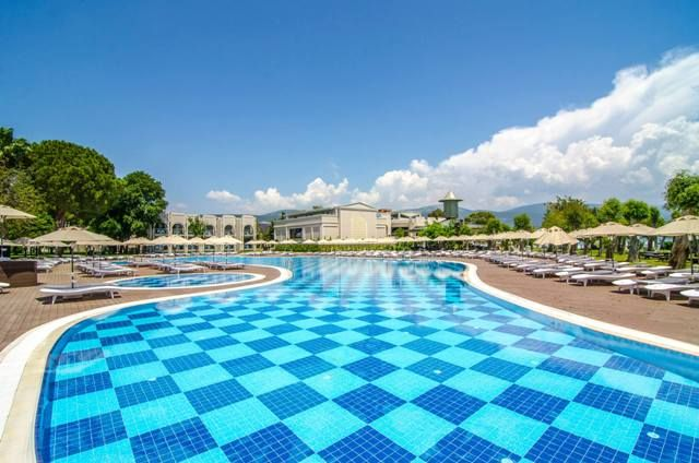 Aurum Spa & Beach Resort / Didim
