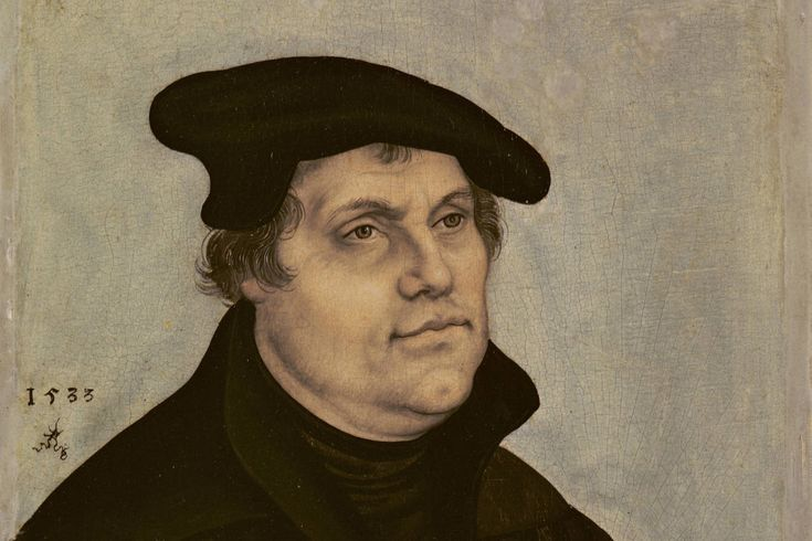 When Luther Shook Up Christianity - WSJ