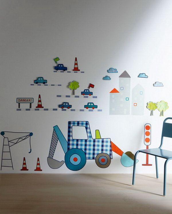 97 mejores im genes sobre paredes decoradas en pinterest - Decoracion de paredes con fotos ...