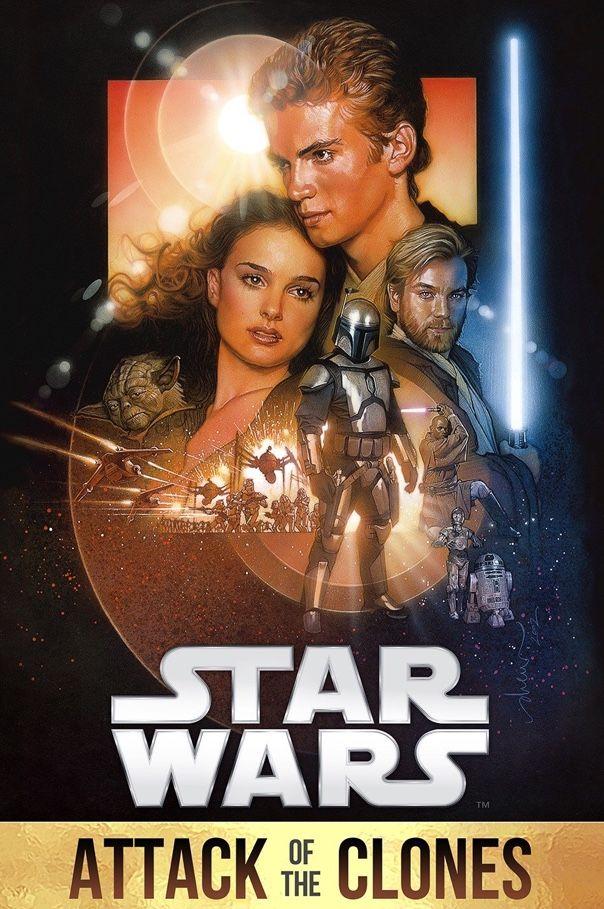 Pin By Noah Gonzalez On Star Wars Episode 2 Attack Of The Clones 2002 Film Cast Star Wars Film Star Wars Episode Ii Star Wars Watch