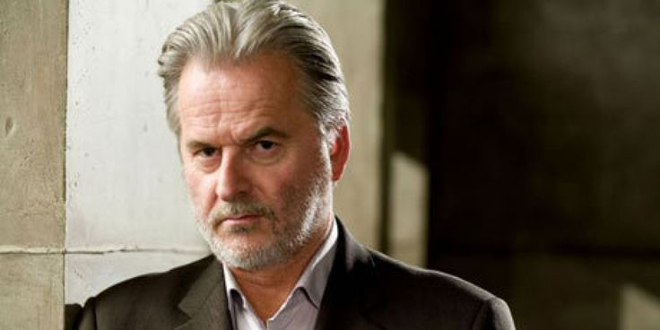 Trevor Eve Trevor Eve39s Police Crime Drama Banned From Filming By