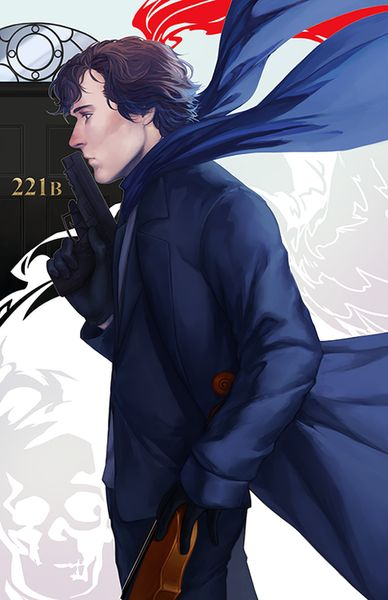 2598 Sherlock by z-nth (19 march 2014 ? really? or 2013?)                                                                                                                                                      More
