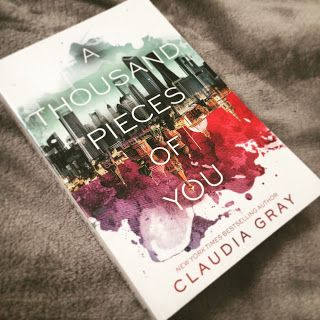Polkadot's Book Blog: Review: A Thousand Pieces of You - Claudia Grey