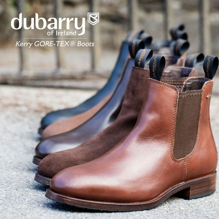Dubarry Kerry GORE-TEX® Boot - The Dubarry Kerry Boot was the first of its kind thanks to its combination of style and substance.