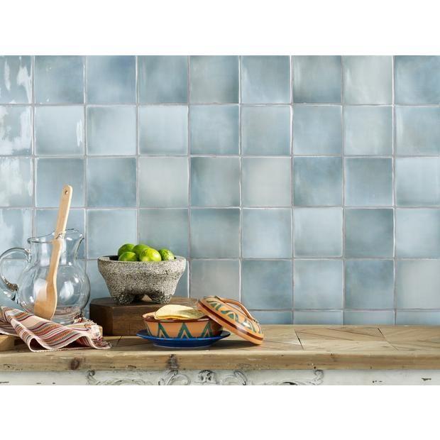 Zellige Caledonia Ceramic Tile In 2021 Floor Decor Ceramic Floor Tiles Ceramic Tiles