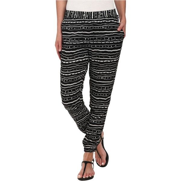 Vans Firecracker Side Stripe Pants Women's Casual Pants, Black ($23) ❤ liked on Polyvore featuring pants, black, high waisted black trousers, lightweight pants, high waisted pants, high rise pants and high waist stretch pants