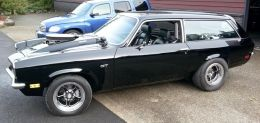1973 Chevrolet Vega GT Wagon by Panic Button http://www.chevybuilds.net/1973-chevrolet-vega-gt-wagon-build-by-panic-button