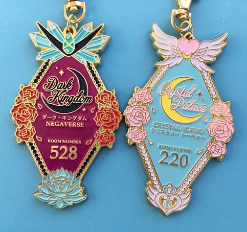 Crystal Tokyo & Negaverse ♥ Key/Purse Charms · SUGARBONES  · Online Store Powered by Storenvy