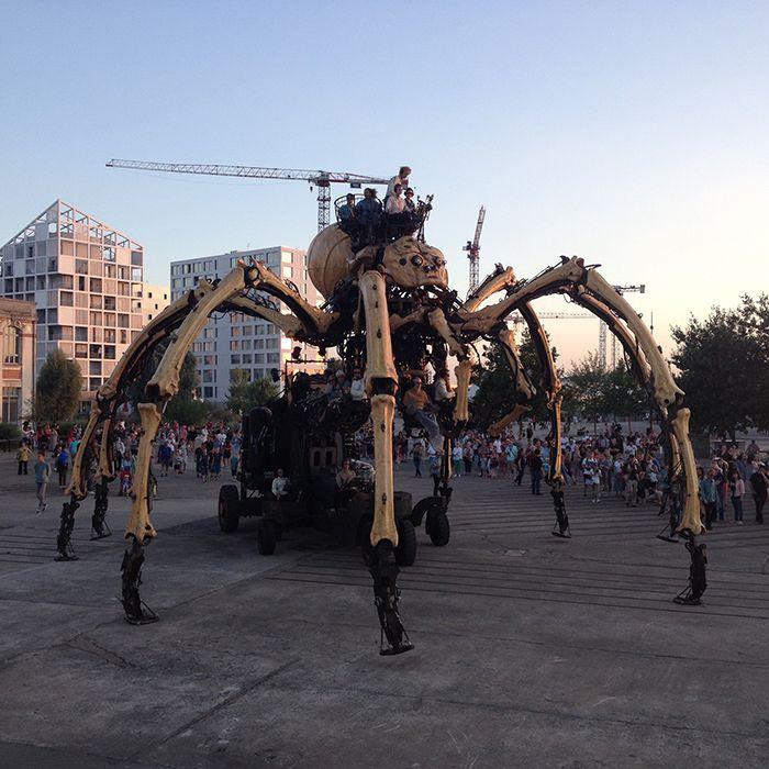 La Machine - Nantes
