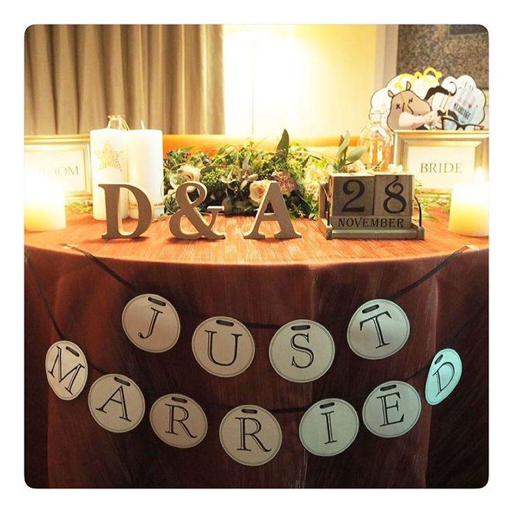 結婚式のウェルカムスペースの装飾アイデア | marry[マリー]