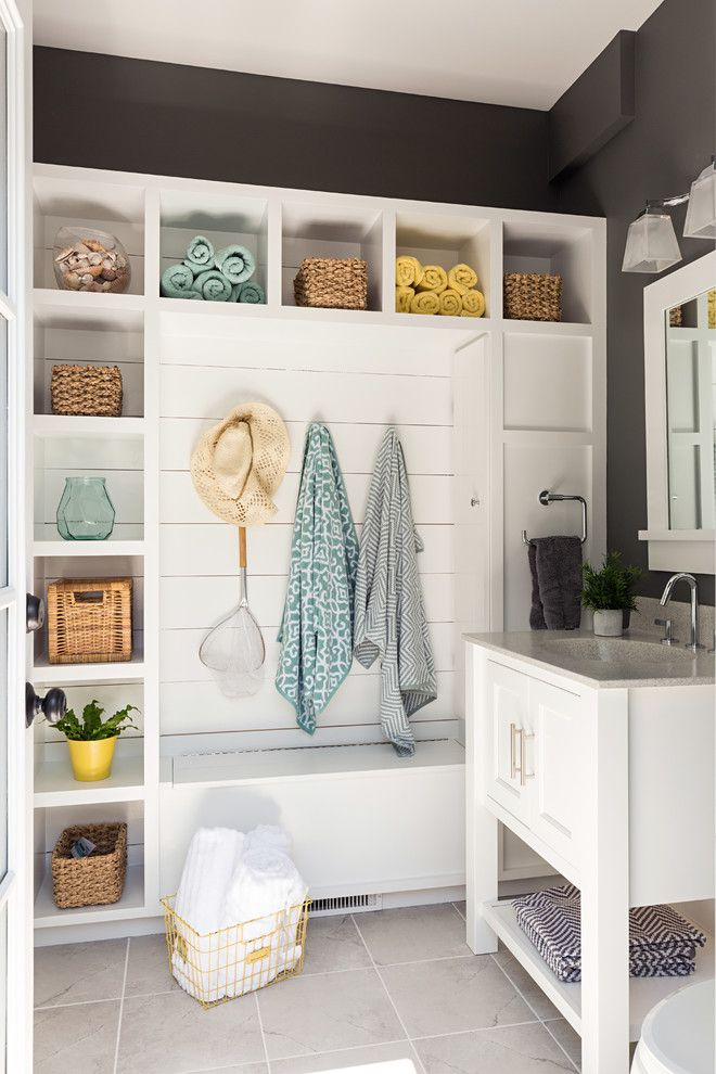 Best 25 square mirrors ideas on pinterest for Mudroom sink ideas