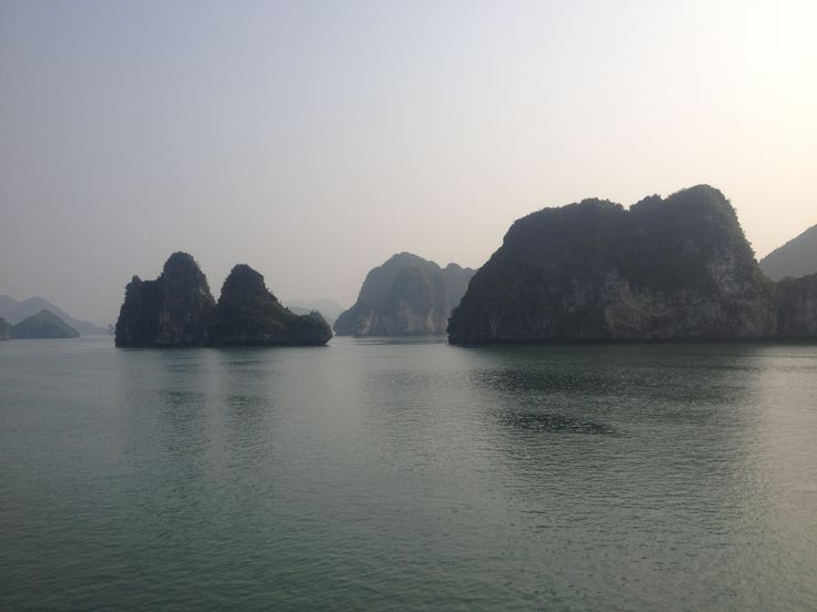 Halong Bay. Vietnam.
