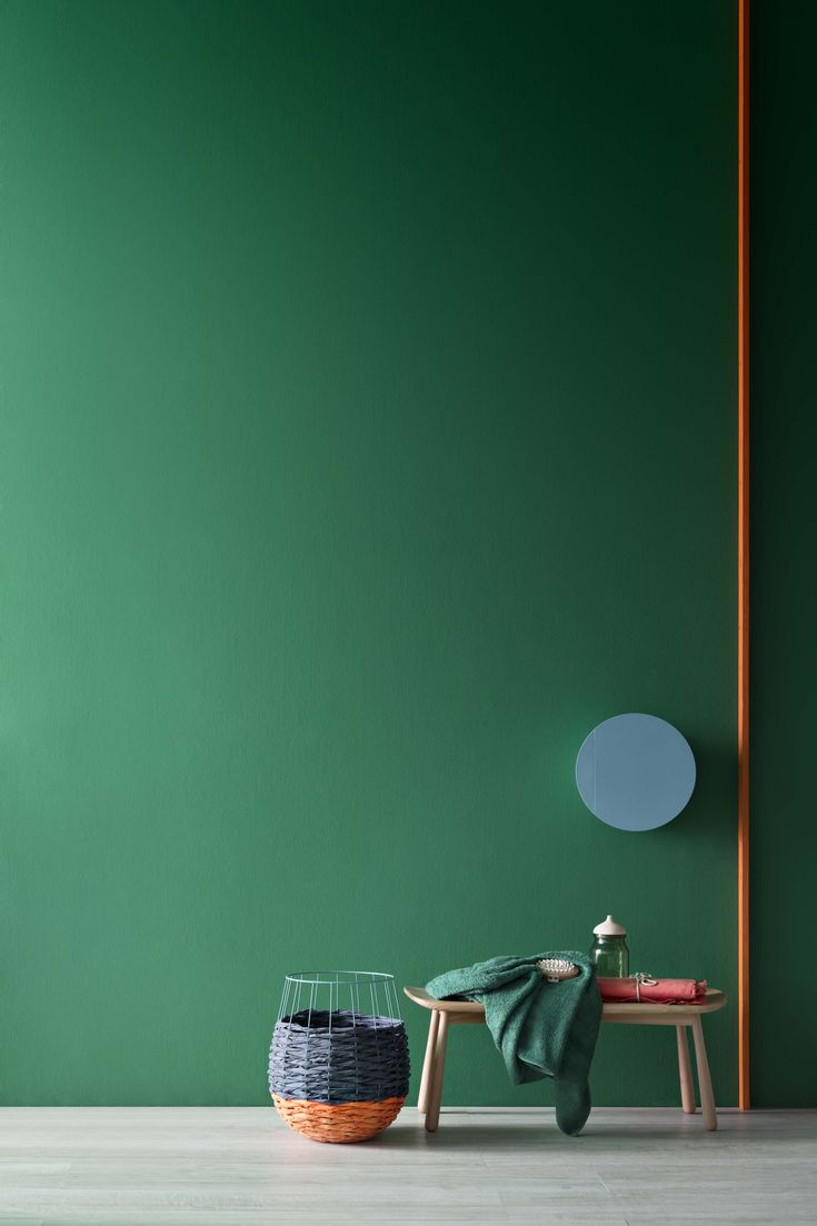 25 best ideas about green painted walls on pinterest - Paint for exterior walls set ...