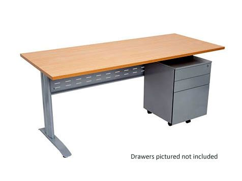 Metal Leg Desk - Rapid Worker