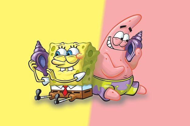Only 00s Kids Can Pass This Tricky Spongebob Quiz Spongebob Wallpaper Spongebob Background Cartoon Wallpaper