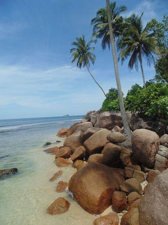 Indonesia west sumatra tourism travel padang beach