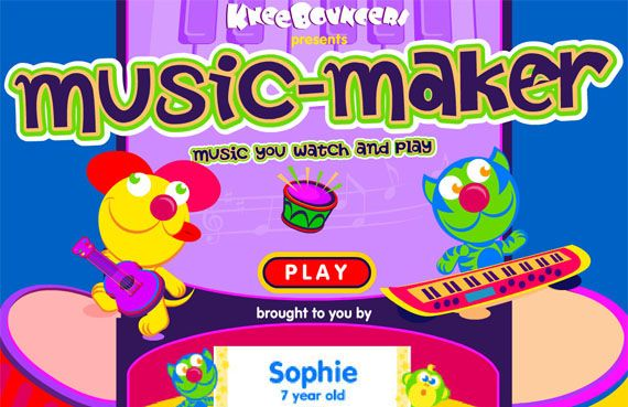 free online games for toddlers