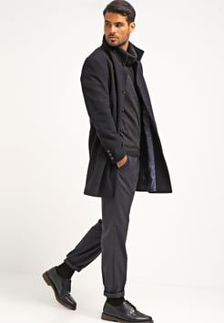 Bugatti - Płaszcz zimowy - dunkelblau
