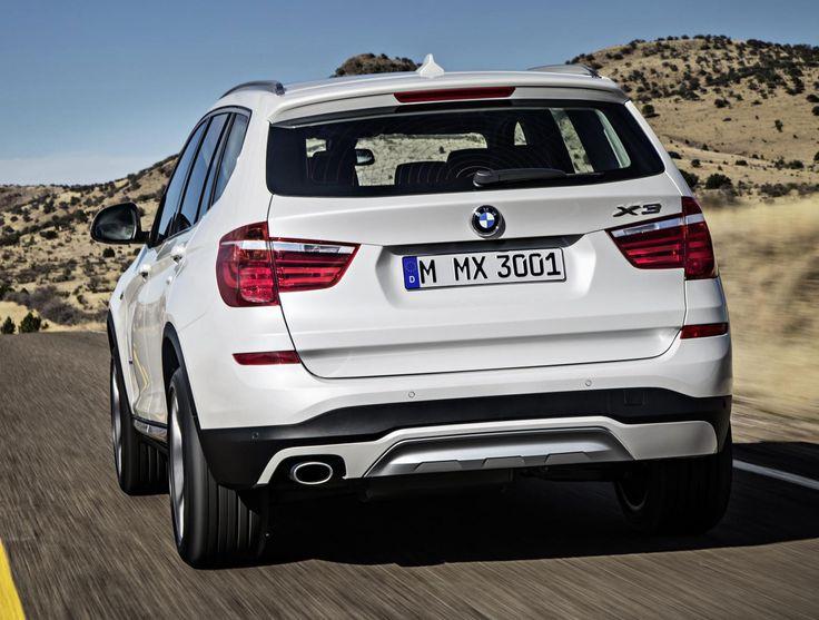 BMW X3 (F25) spec - http://autotras.com