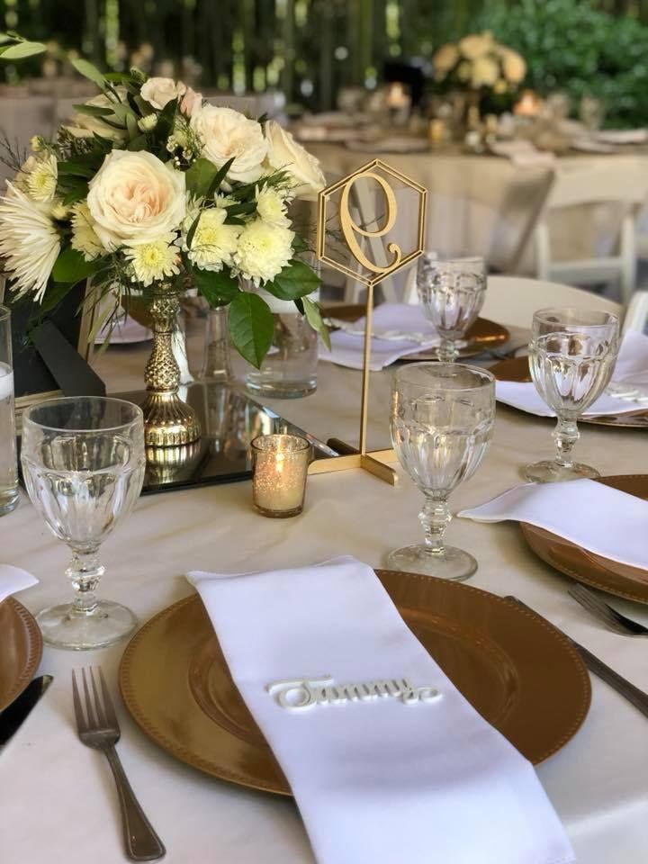 Formal Reception Table Decor Moriah Robinson Table Decorations Reception Table Decorations Formal Wedding Decor