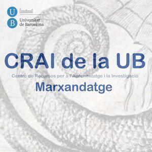 2013 - Llibret digital - Catàleg de productes del CRAI de la UB 2013