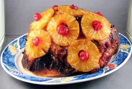 images of ham recipes   Sugar and Pineapple Glazed Ham - Best Ham Recipe   Pinoy Best Recipes ...